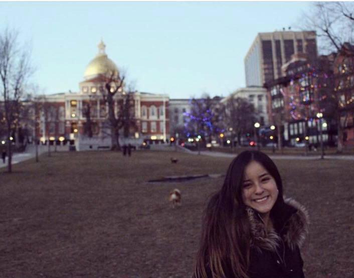 La experiencia de Karina Zavaleta en EF Boston